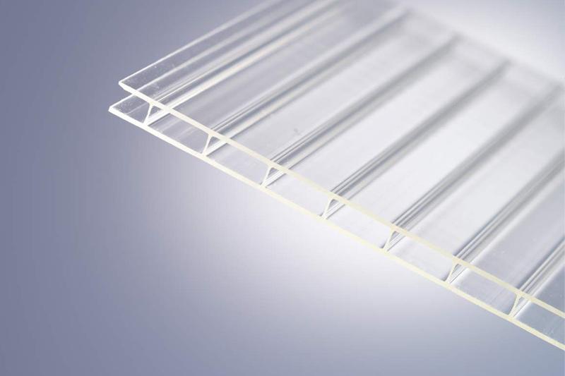 Terrassenuberdachung Plexiglas Acrylglas Dachplatten Transparent