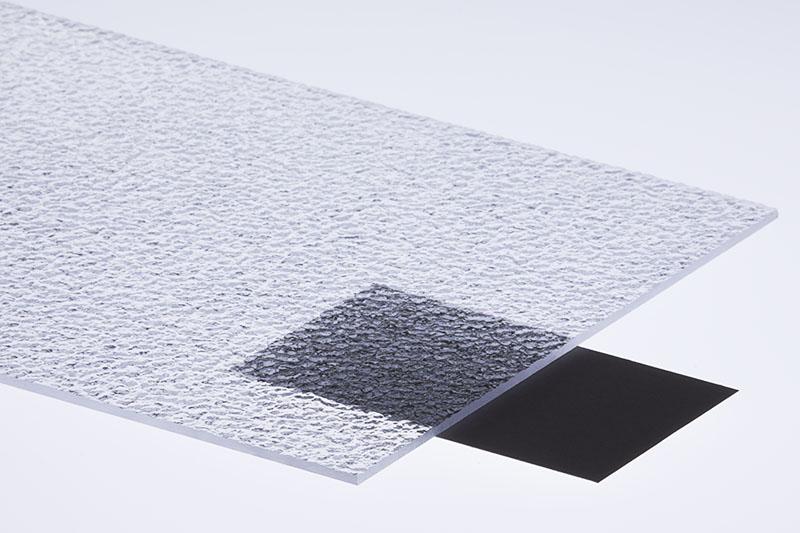 transparentdesign kunststoffe individuell gestalten produkt polycarbonat uv struktur. Black Bedroom Furniture Sets. Home Design Ideas